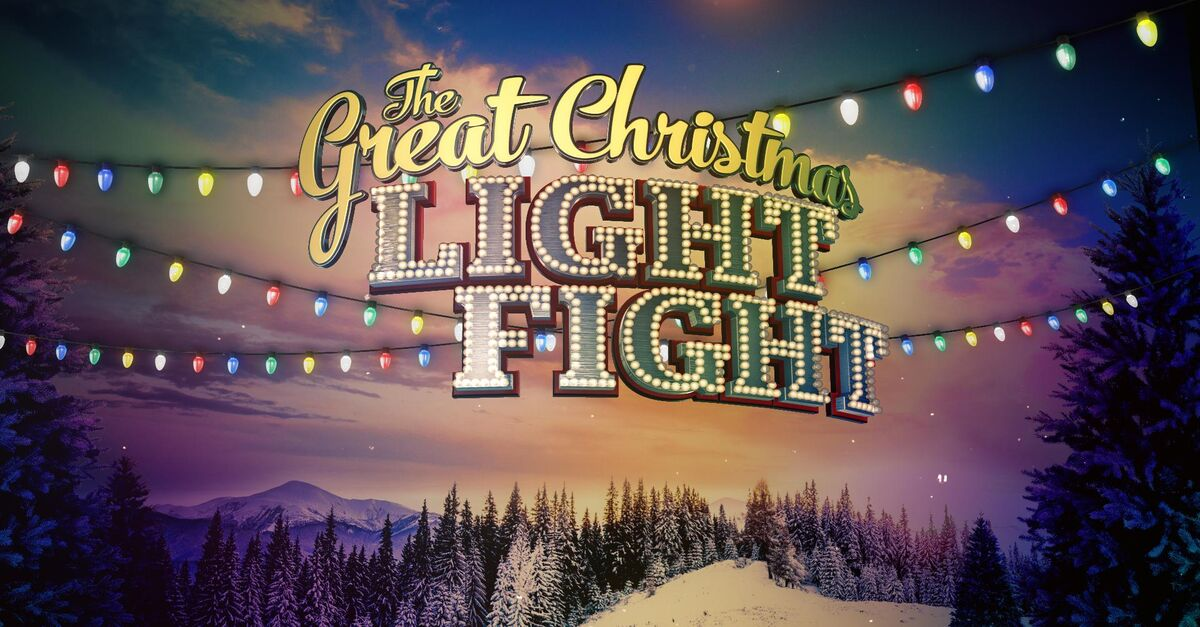 About The Great Christmas Light Fight TV Show Series
