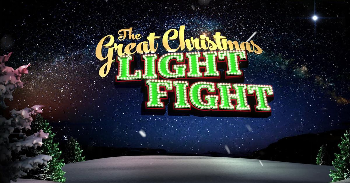 watch the great christmas light fight tv show abccom