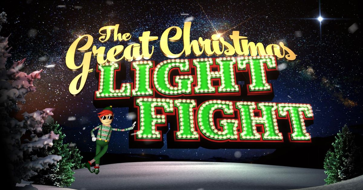 The Great Christmas Light Fight Video Clips