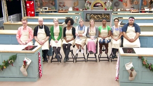 Watch The Great American Baking Show: Holiday Edition TV