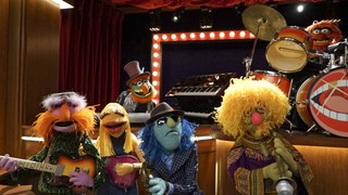 The Electric Mayhem The Muppets