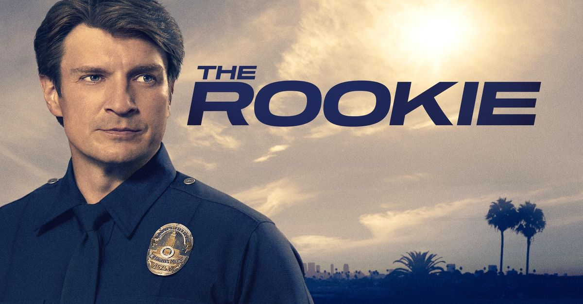 Watch The Rookie TV Show - ABC com