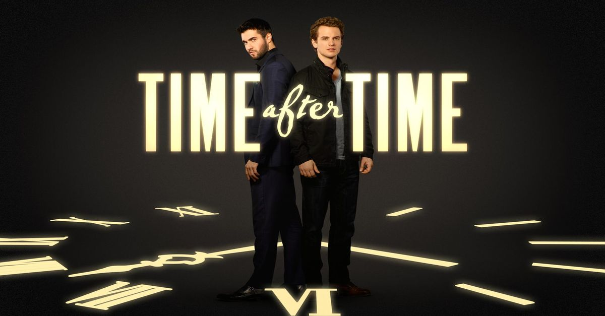 Time After Time Serie