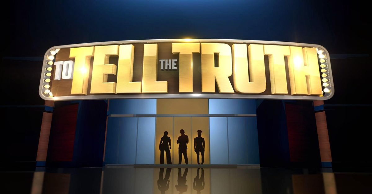 Watch To Tell the Truth TV Show - ABC com