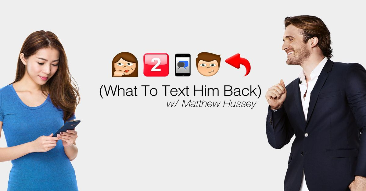 text him back