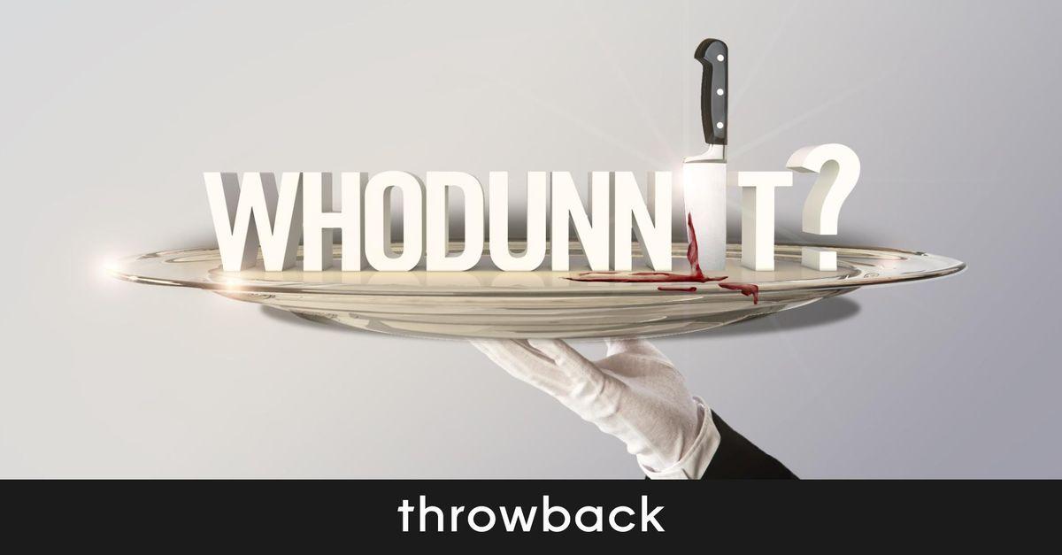 Watch Whodunnit TV Show - ABC.com