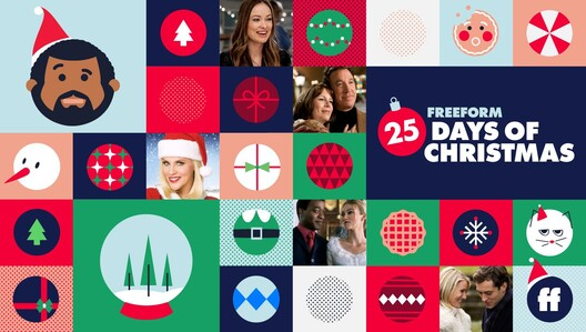 Freeform 25 Days Of Christmas 2021 Disney Points The 25 Days Of Christmas Schedule Freeform Updates