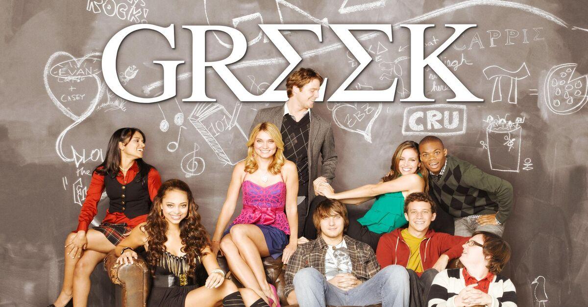 Greek Series Online