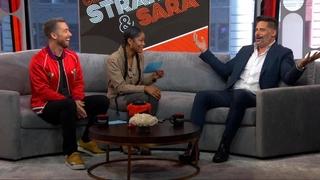 Strahan and Sara: 07/17/19: Why Joe Manganiello Didn't Want To Work With Wife Sofia Vergara Watch Full Episode | 07/17/2019