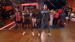 Strahan and Sara: 07/18/19: Lance Bass Shows Keke The 'Bye Bye Bye' Dance Watch Full Episode | 07/18/2019