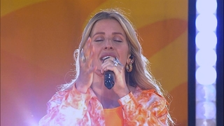 Strahan and Sara: 07/19/19: Ellie Goulding Performs 'Flux' On Strahan Sara Watch Full Episode | 07/19/2019