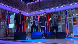 Strahan and Sara: 07/22/19: O-Town Performs 'Over' On 'Strahan Sara' Watch Full Episode | 07/22/2019