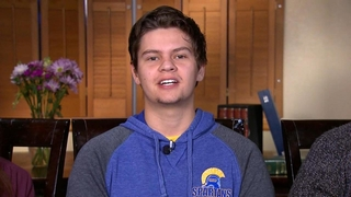 Good Morning America: 05/10/19: Colorado School Shooting Hero on Confronting Gunman: 'I Chose to Run Towards Him' Watch Full Episode | 05/10/2019
