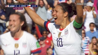 Good Morning America: 06/17/19: US Soccer Star Defends Celebrations After 2nd Win Watch Full Episode | 06/17/2019