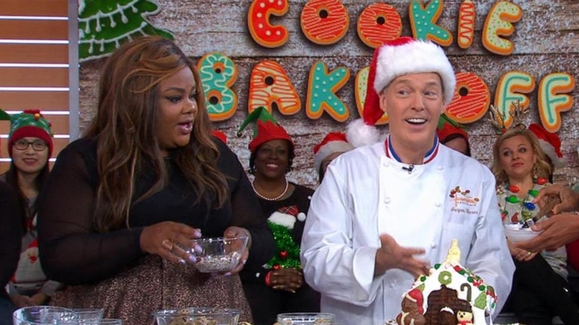 Good Morning America: 12/25/18: Celebrity Chefs Compete in Christmas Cookie Bake-Off Watch Full Episode | 12/25/2018
