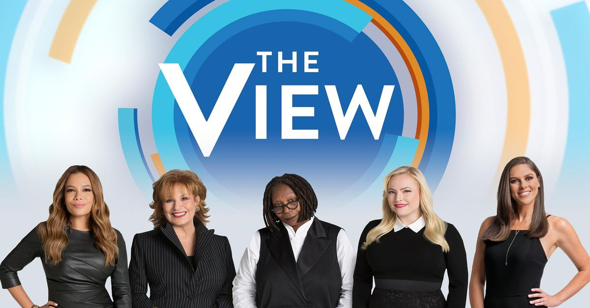 Watch The View Tv Show Abc Com