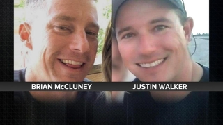 World News Tonight with David Muir: 08/18/19: Search For 2 Missing Firefighters Intensifies Watch Full Episode | 08/18/2019