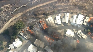 World News Tonight with David Muir: 10/11/19: Saddle Ridge Fire Forces Nearly 100,000 Residents to Evacuate Watch Full Episode | 10/11/2019