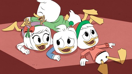 Ducktales Last Christmas.Watch Ducktales Season 2 Episode 6 Last Christmas