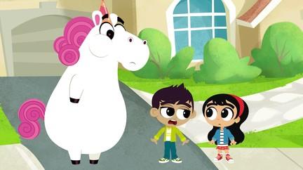 Watch Go Away Unicorn! TV Show   Disney Channel on DisneyNOW
