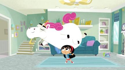 Watch Go Away Unicorn! TV Show | Disney Channel on DisneyNOW