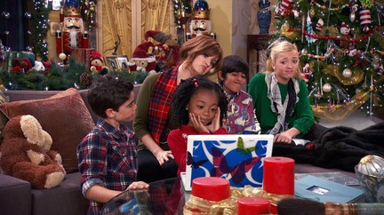 Jessie Christmas.Watch Jessie Season 1 Episode 8 Christmas Story