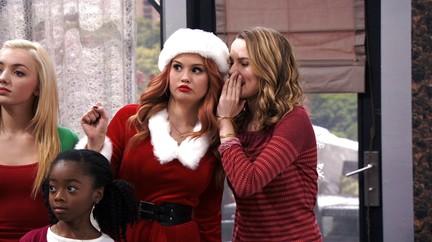 Jessie Christmas.Watch Jessie Season 3 Episode 7 Good Luck Jessie Nyc