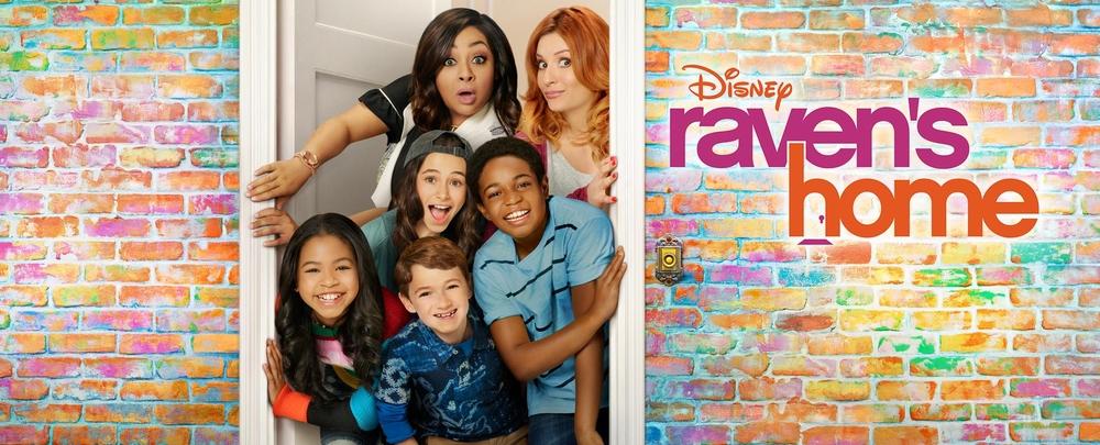 A Casa da Raven | Volume 1 | 1ª Temporada Adicionado Capitulo 1