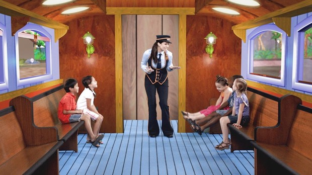 Choo Choo Soul Season 2 Episode 11
