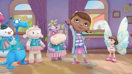 Doc Mcstuffins Videos Disneynow