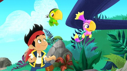 Watch Captain Jake and the Neverland Pirates TV Show