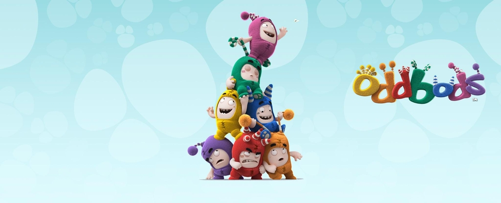 Watch Oddbods Tv Show Watchdisneyjunior Com