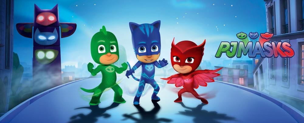 Watch PJ Masks TV Show