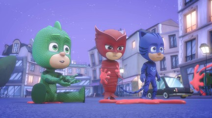 Watch PJ Masks TV Show | Disney Junior on DisneyNOW