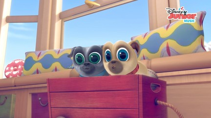 Watch Puppy Dog Pals TV Show | Disney Junior on DisneyNOW