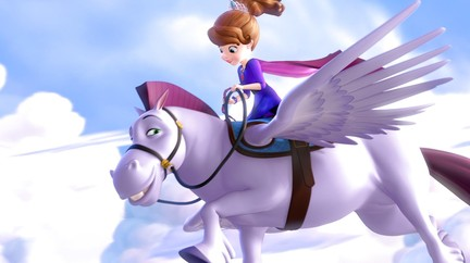 Watch Sofia The First Tv Show Disney Junior On Disneynow