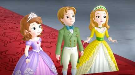 Watch Sofia the First TV Show | Disney Junior on DisneyNOW