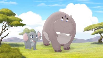 Follow that Hippo!