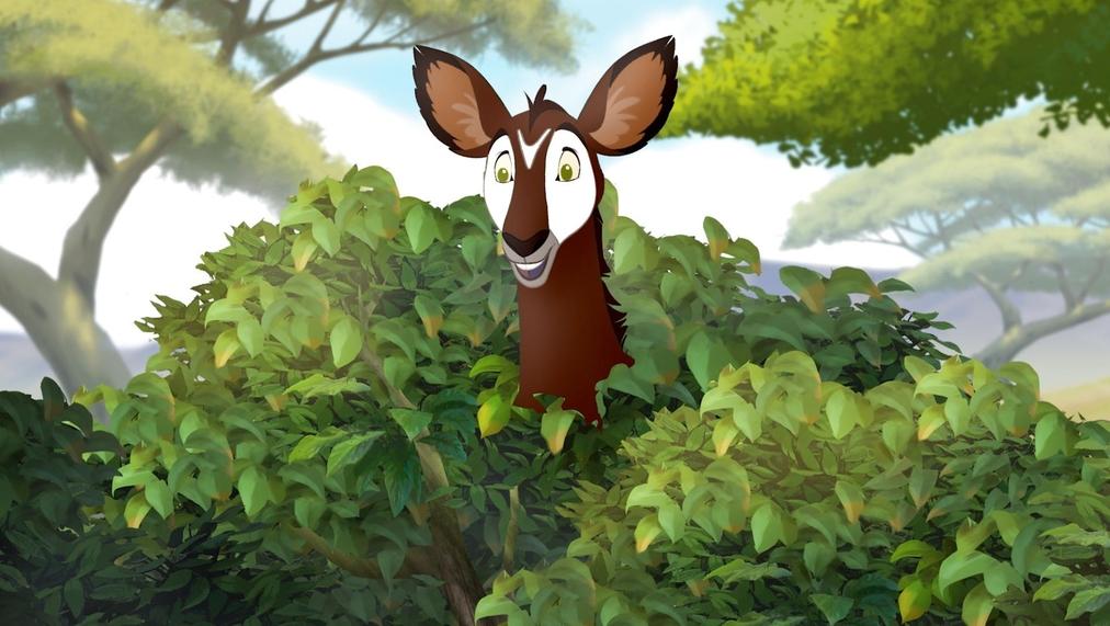 Watch The Imaginary Okapi