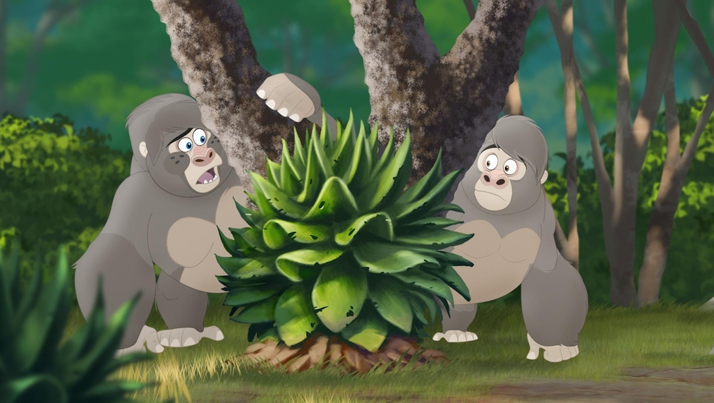 Watch The Lost Gorillas