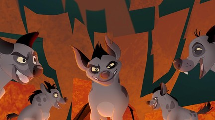 the lion guard the scorpions sting promo