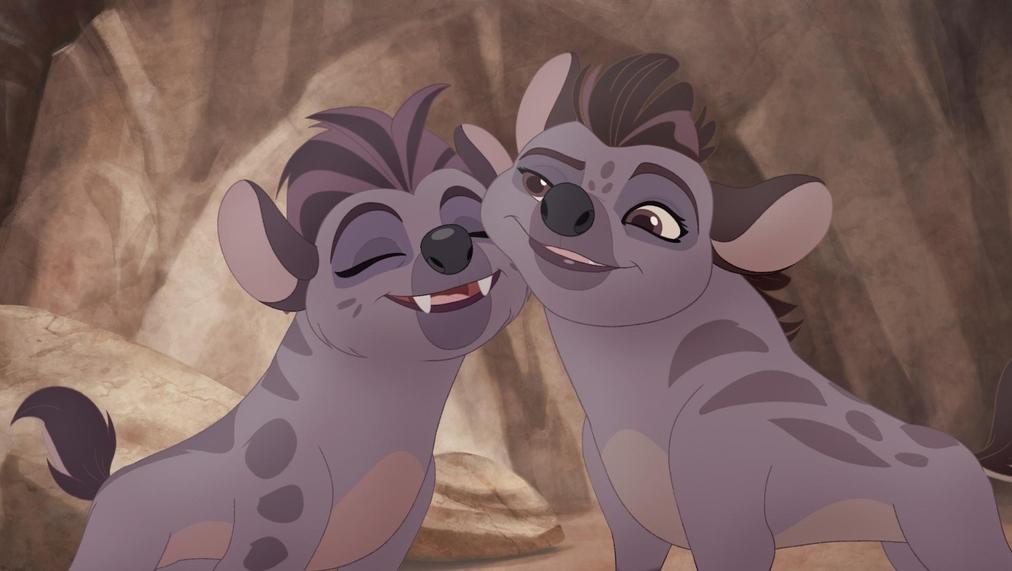 Watch The Hyena Resistance