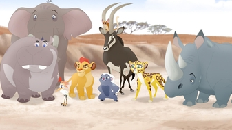 lion guard never judge a hyena by its spots song