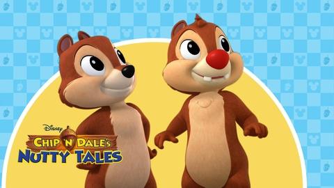 watch chip n dale s nutty tales tv show disney junior on disneynow