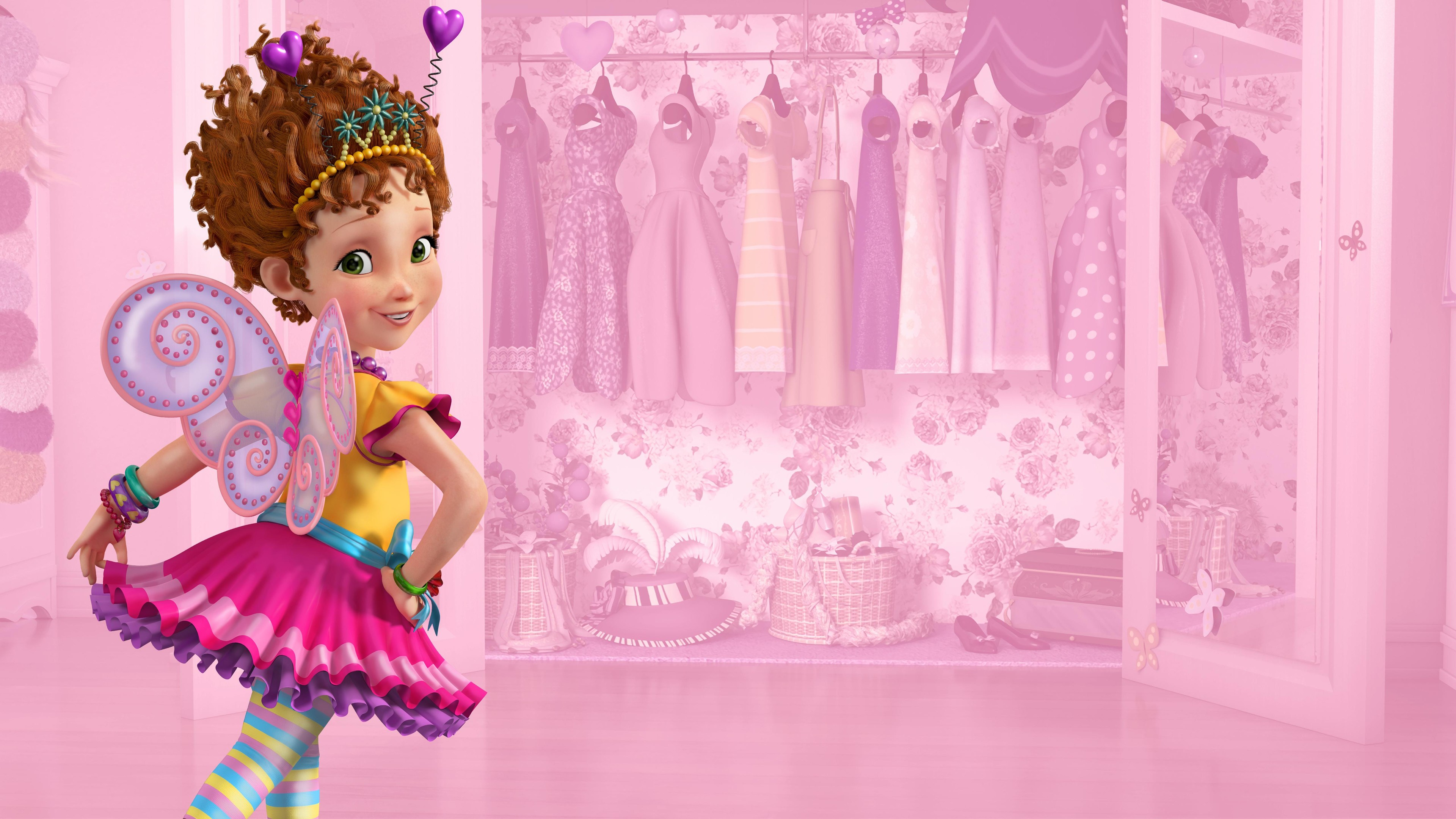 Watch Fancy Nancy Tv Show Disney Junior On Disneynow