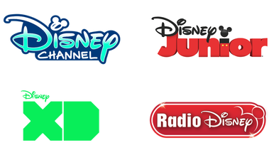 Disney Channel, Disney Junior & Disney XD TV, Shows