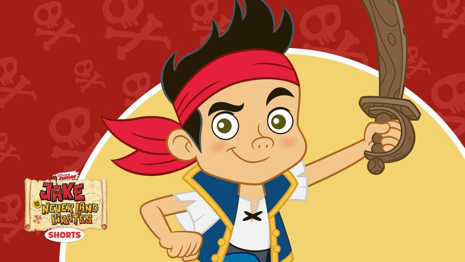 Watch Captain Jake And The Neverland Pirates Tv Show Disney Junior On Disneynow