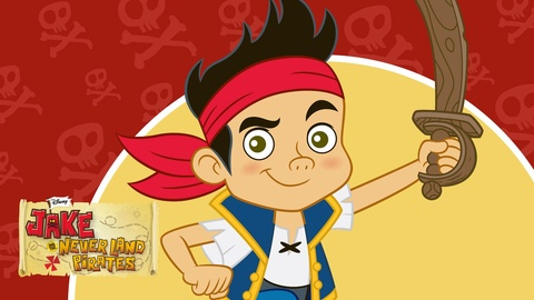 Watch Captain Jake And The Neverland Pirates Tv Show Disney Junior