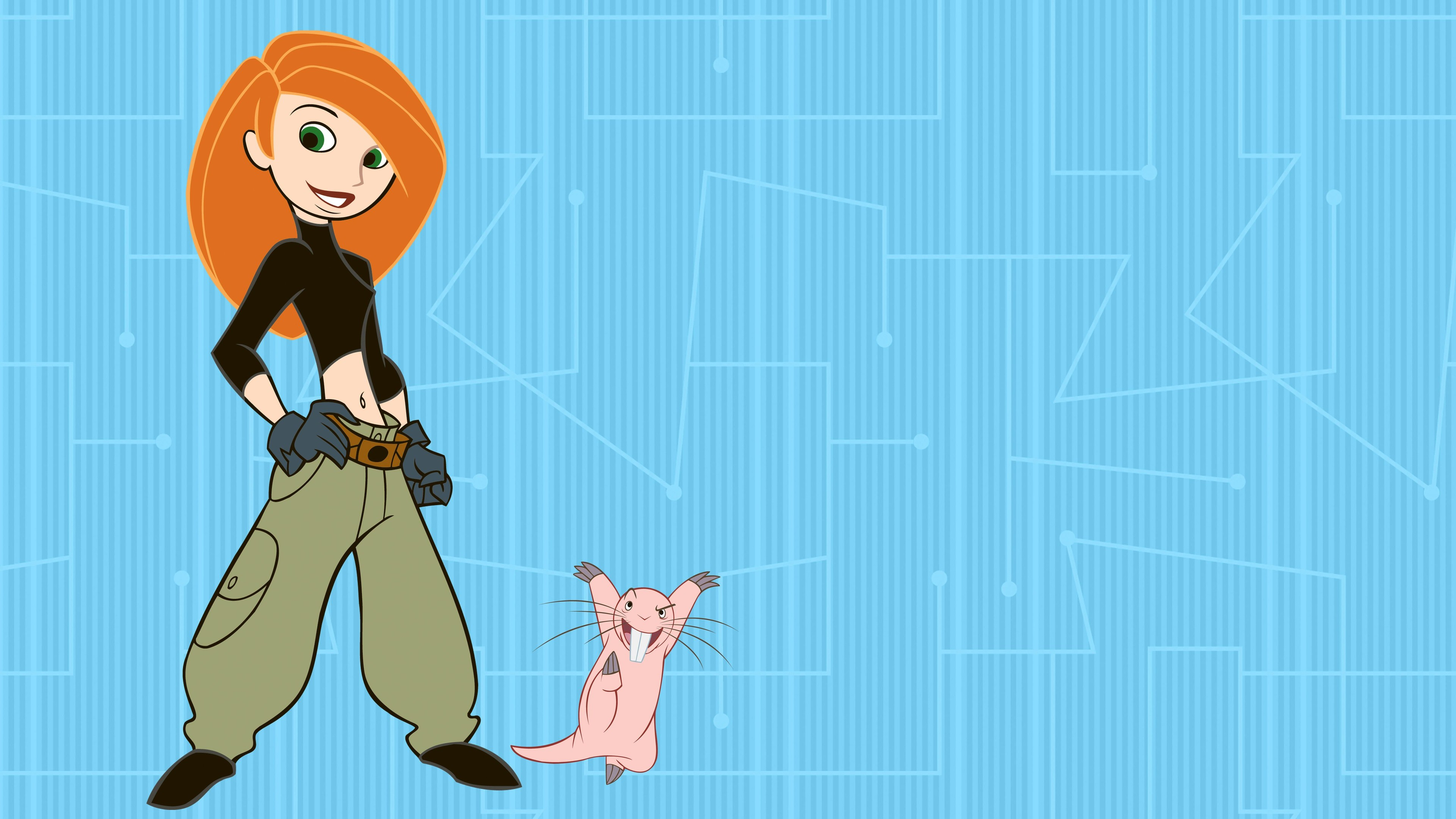 Watch Kim Possible TV Show | Disney Channel on DisneyNOW