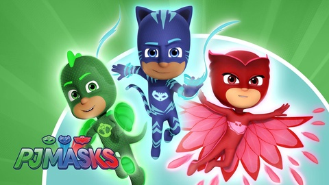 watch pj masks tv show disney junior on disneynow